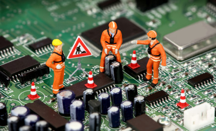 We Fix broken computers